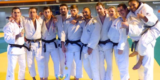 L'equipe Senior se qualifie pour les Championnats de France !!!!!!!!