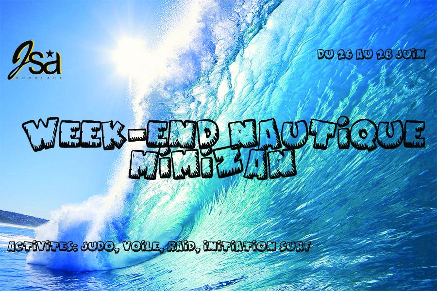 Week-end Nautique Mimizan