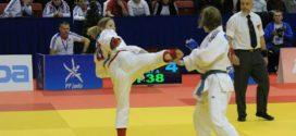 Nouvelle section à la rentrée au JSA : jujitsu combat !