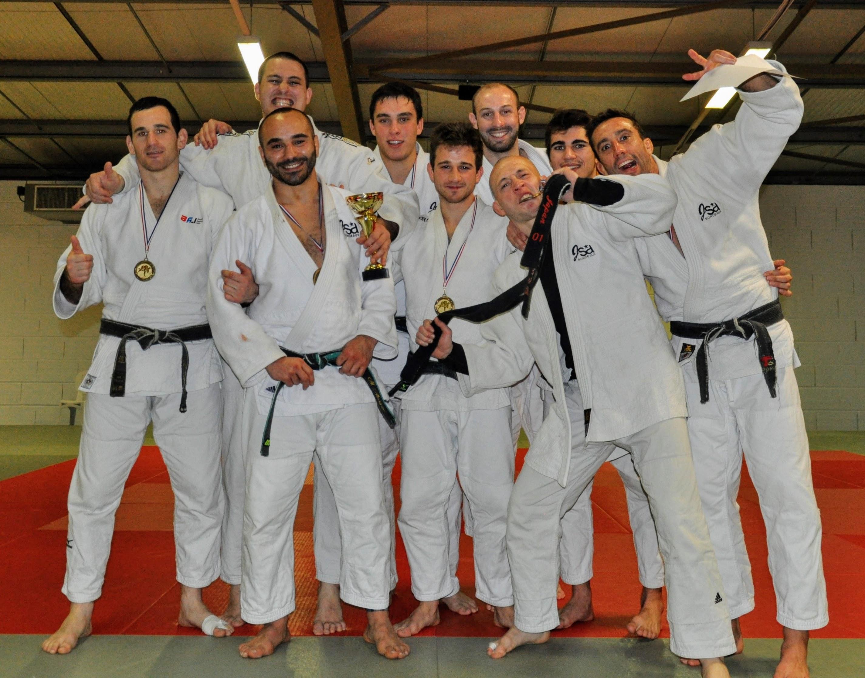 Championnat Nouvelle-Aquitaine par équipes séniors