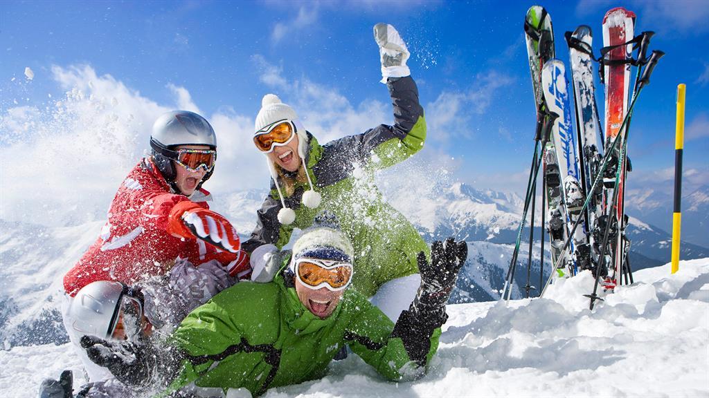 Week-end Ski 2018